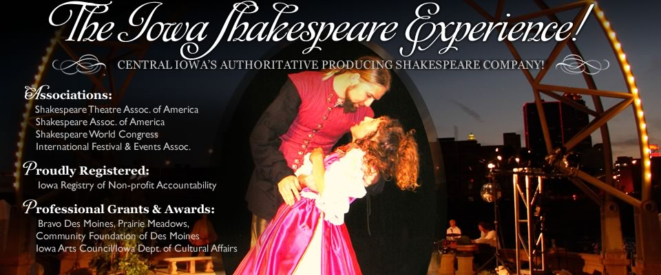 Iowa Shakespeare Experience